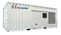 THC Containerized Genset